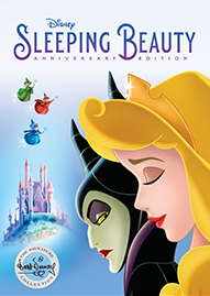 Sleeping Beauty Disney movie cover