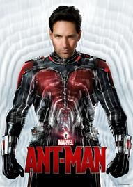 Ant-Man Disney movie cover