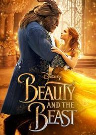 Beauty And The Beast (2017) Disney movie cover