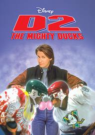 D2: The Mighty Ducks Disney movie cover