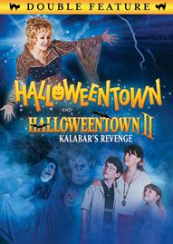 Halloweentown Double Feature Disney movie cover