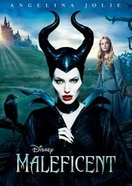 Maleficent Disney movie cover