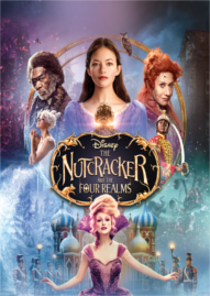 The Nutcracker And The Four Realms Disney movie cover