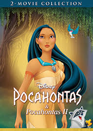 Pocahontas 2-Movie Collection Disney movie cover