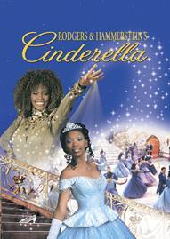 Rodgers & Hammerstein's Cinderella Disney movie cover