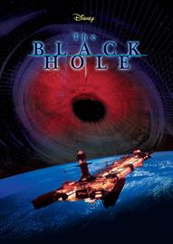 The Black Hole Disney movie cover