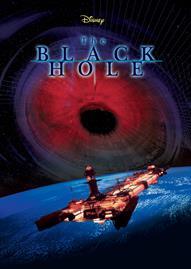 The Black Hole Disney movie cover