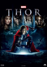 Thor Disney movie cover