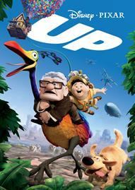 Up Disney movie cover