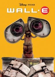 WALL-E Disney movie cover