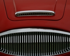 Chrome grille 2