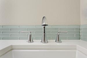 Nickel plate faucet