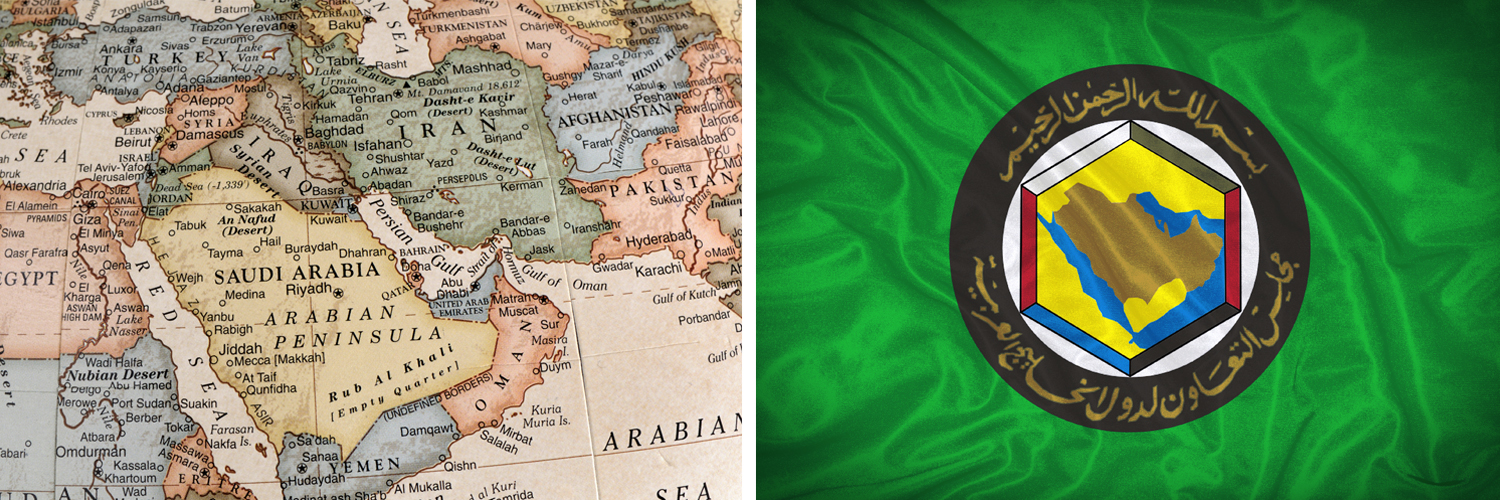 Left Middle East Map Source iStockphoto Right