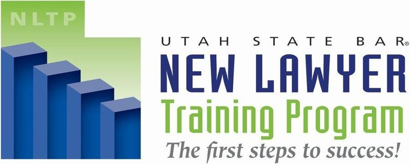 Utah State Bar New Lawyer Training Program second logo