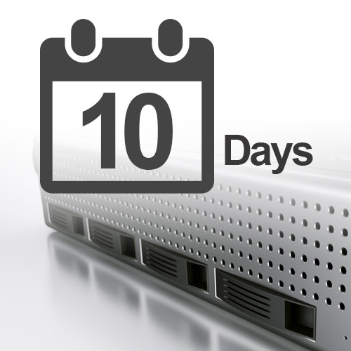10 Day Extension