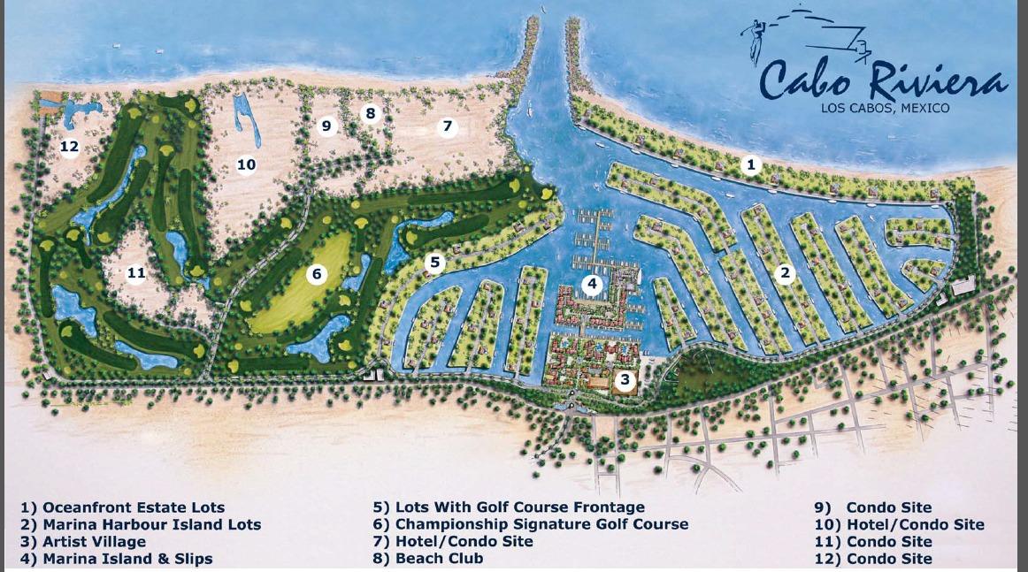 Lot # 37 Cabo Riviera, East Cape
