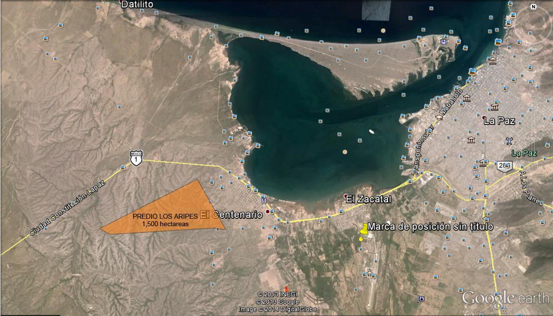 C.C. 1-01-011-0001., La Paz