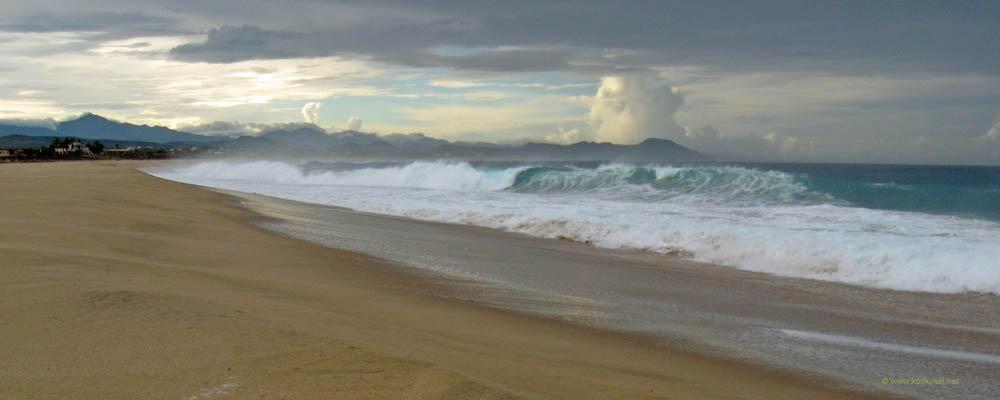 Oceanfront, Pacific