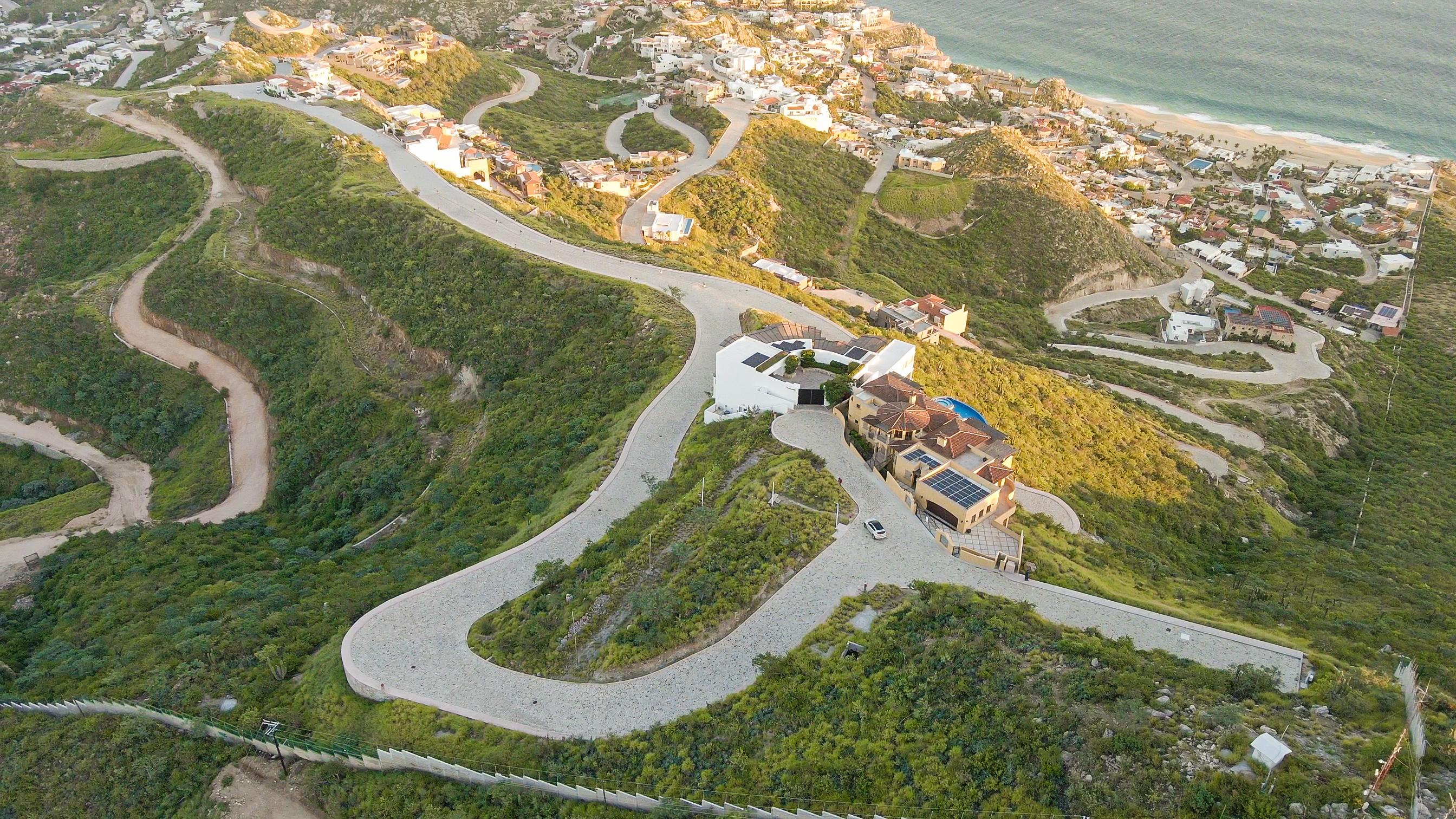 Camino al Cielo, Cabo San Lucas