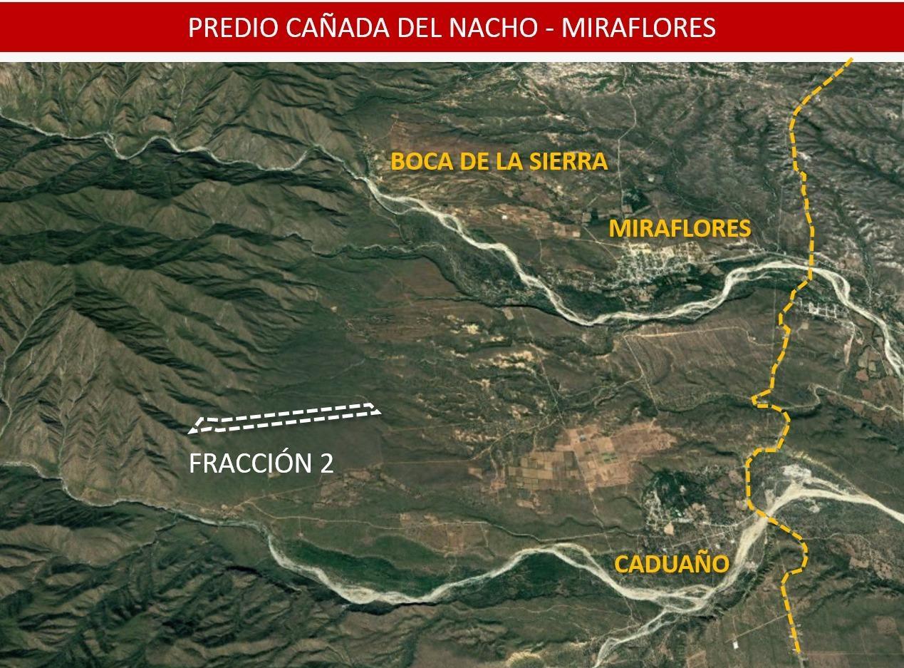 Predio Canada de Nacho Fracc 2, East Cape
