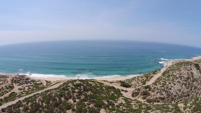 SN Camino Cabo del Este, East Cape