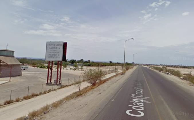 Calle Sin Nombre Libramiento Sur, La Paz