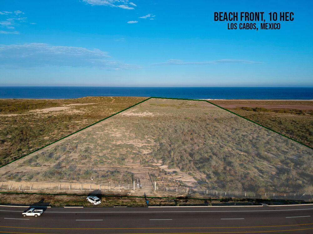 Beach front property, Pacific