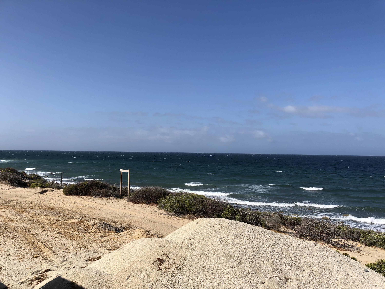S N, East Cape