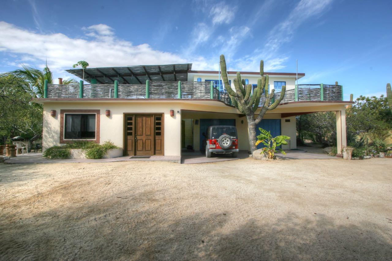 Casa Arbolitos, East Cape