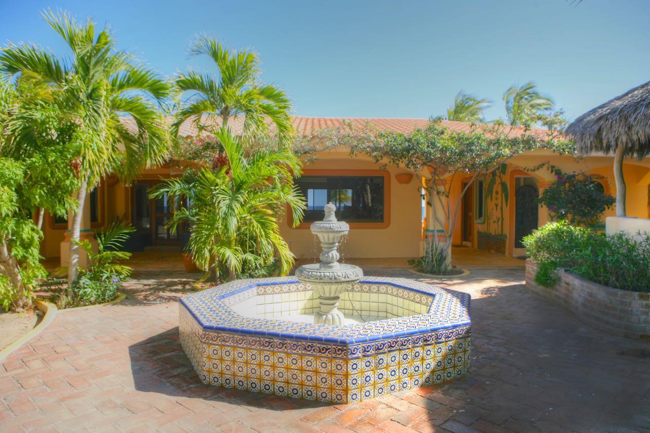 Casa Jardin - Rancho Pescadero, East Cape