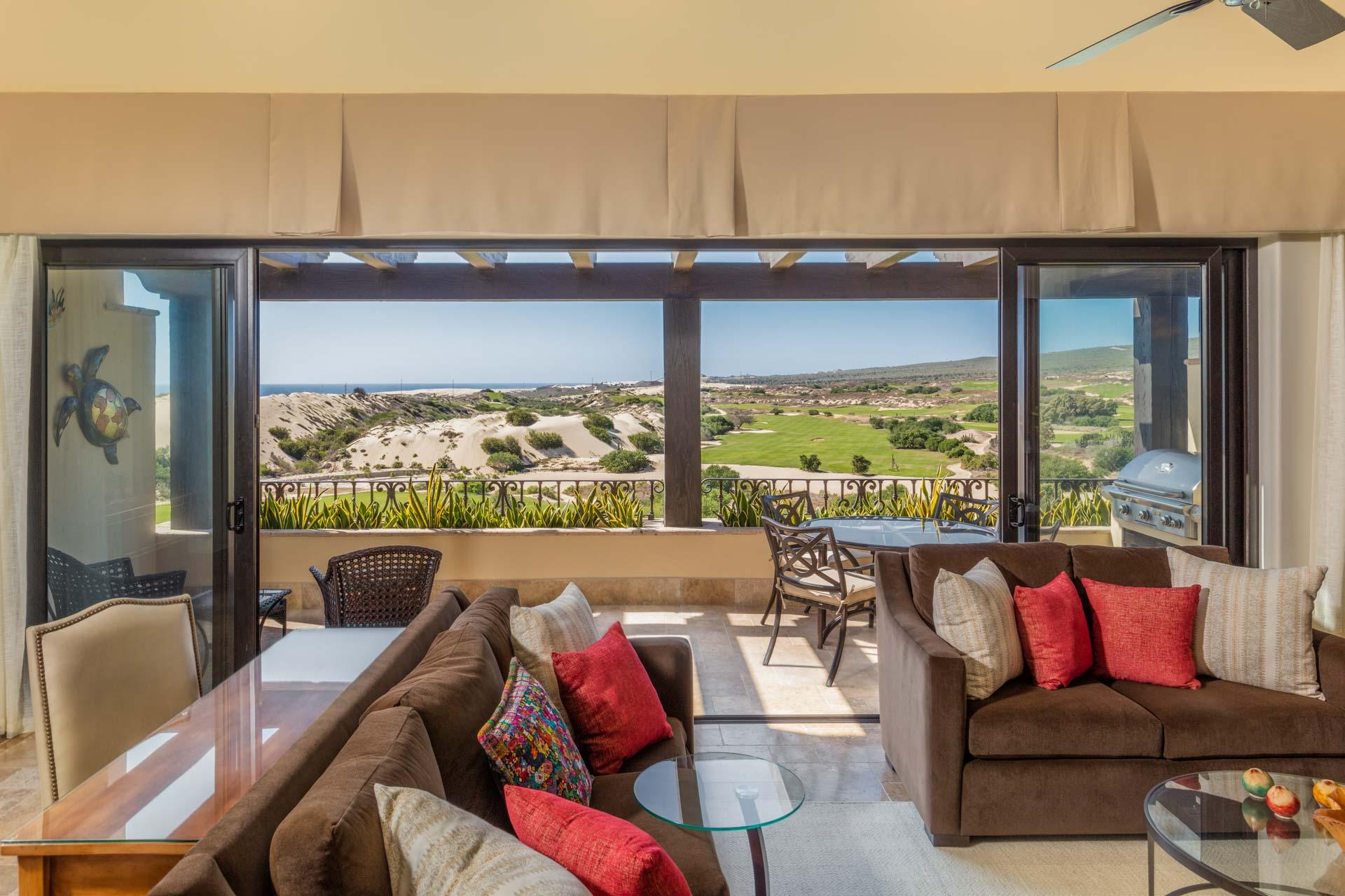 Dunes Residence Club, Pacific