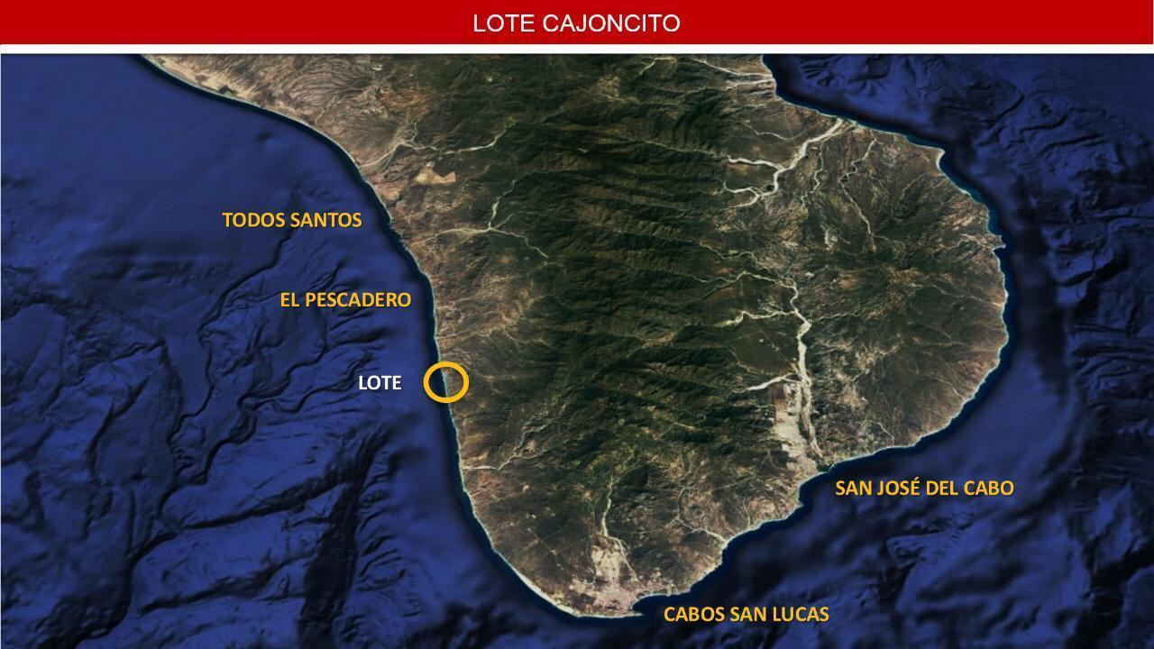 Lote Cajoncito, Pacific