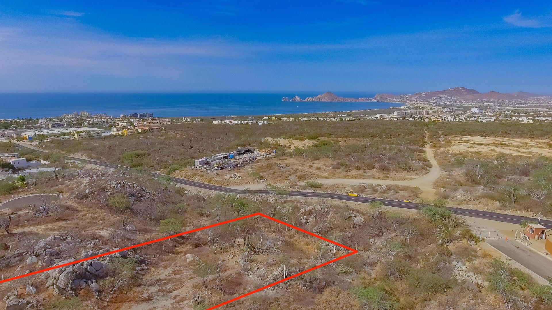 Phase II, Cabo Corridor