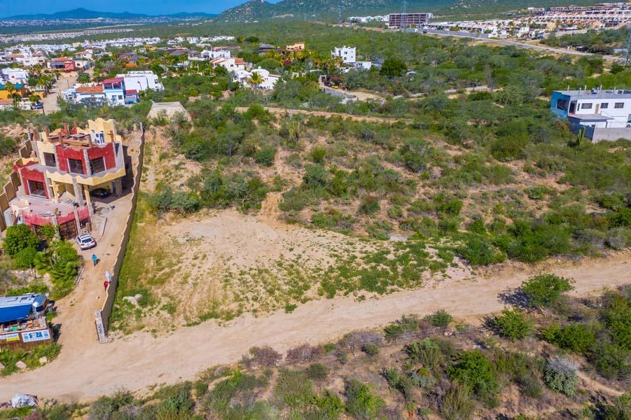 Desarrollo Campestre El Tezal, Cabo Corridor