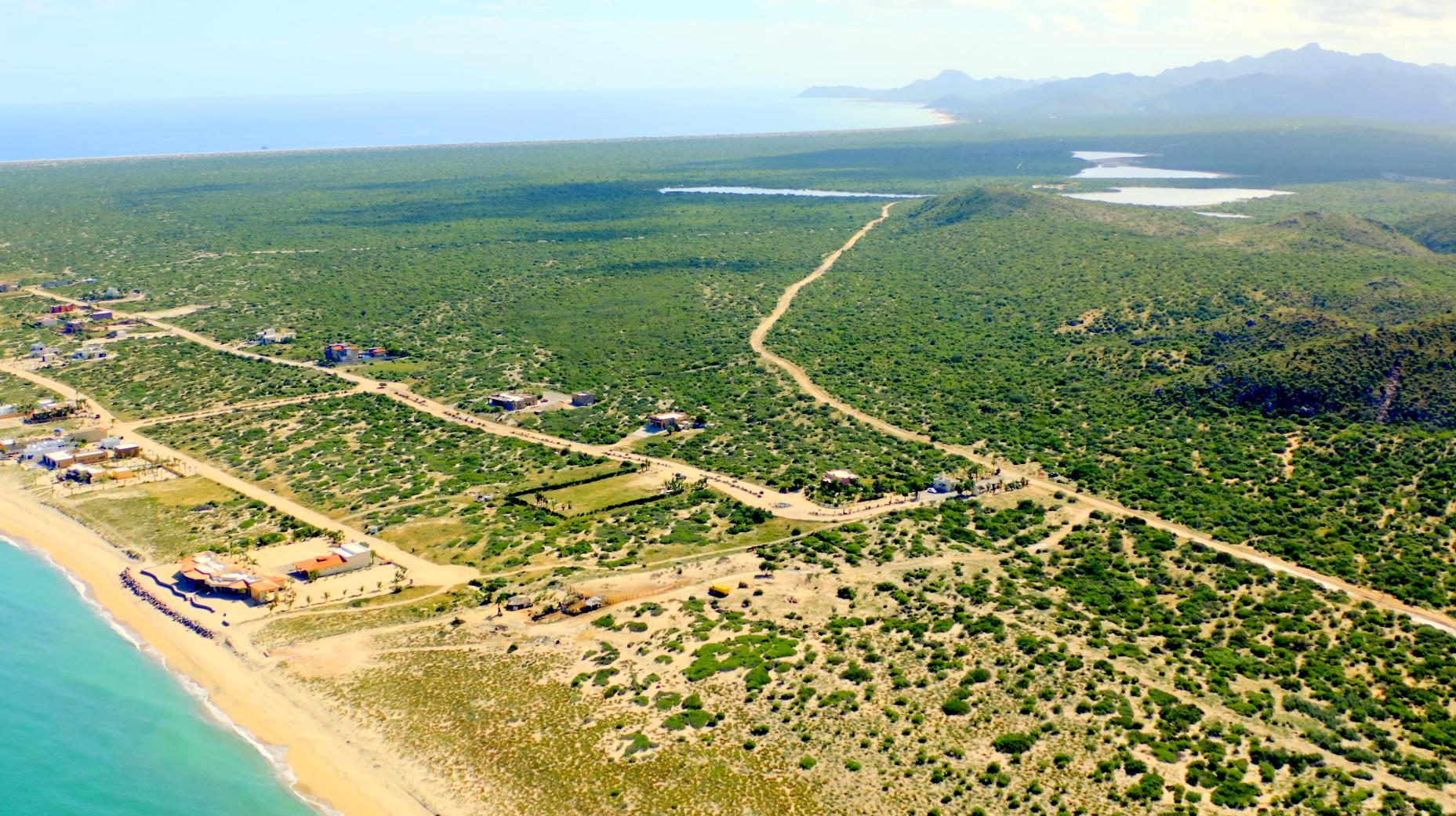 Camino Cabo del Este, East Cape