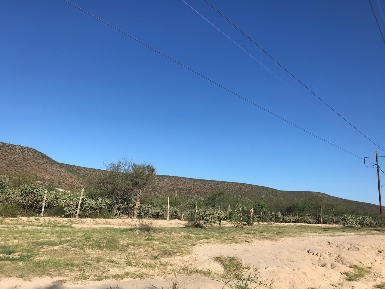 Carret. Libramineto al Sur, La Paz