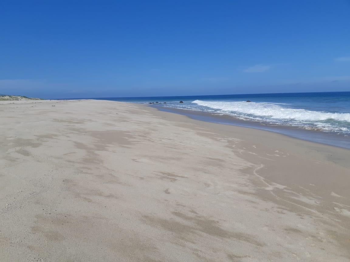 Boca del Salado, East Cape