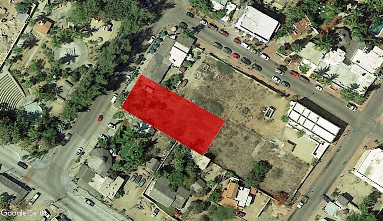 Calle H. Colegio Militar, Pacific