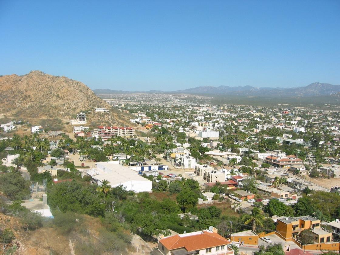 Camino Grande, Cabo San Lucas