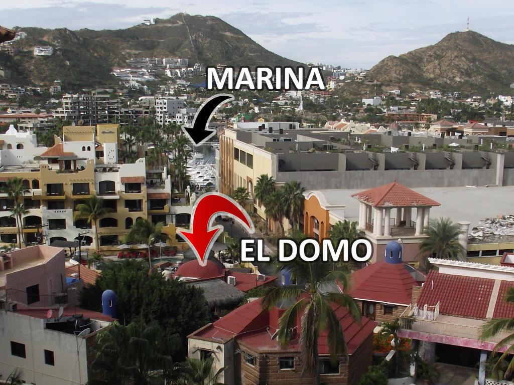 El Domo, Cabo San Lucas