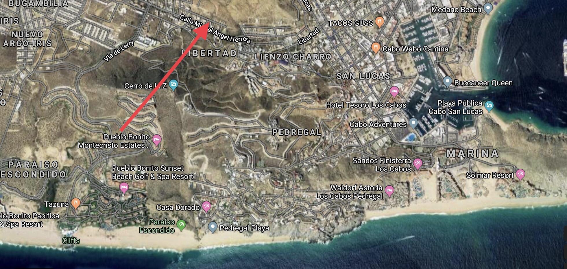 15 Camino al Morro, Cabo San Lucas