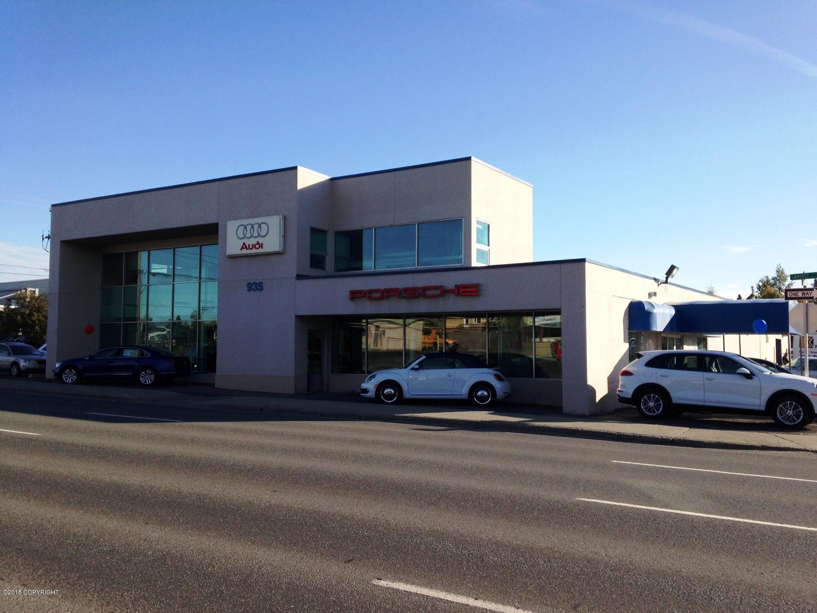 935 Gambell Street, Anchorage, AK 99501
