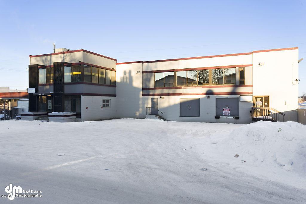 719 E 11th Avenue, Anchorage, AK 99501