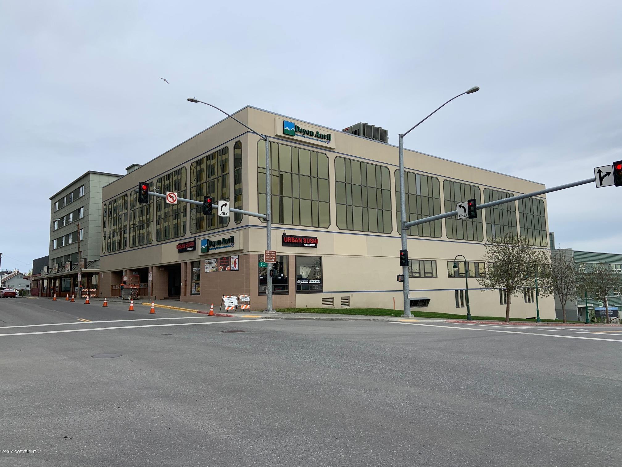 509 W 3rd Avenue, Anchorage, AK 99501