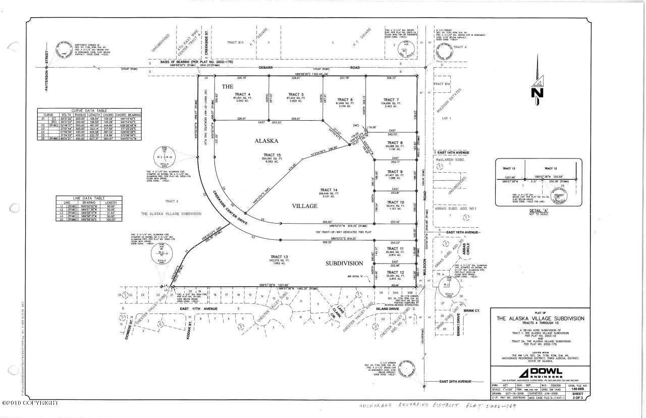 000 Debarr & Muldoon Space for Lease Tr 7 Road, Anchorage, AK 99504
