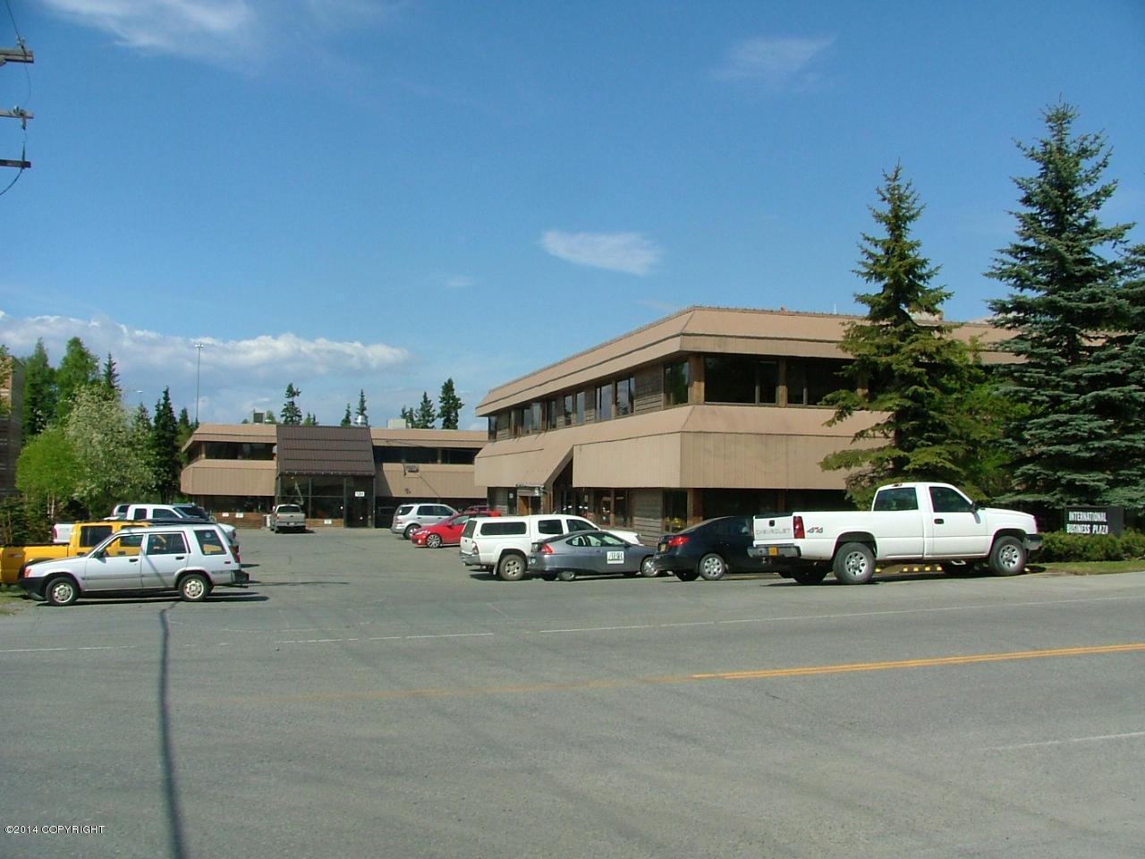 1225 E International Airport Road #107 & #110, Anchorage, AK 99518