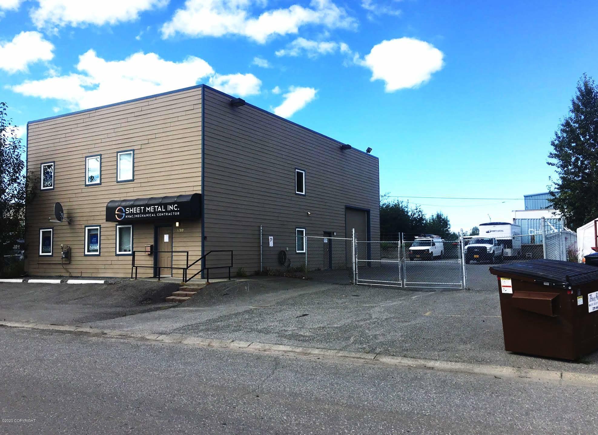 6200 A Street, Anchorage, AK 99518