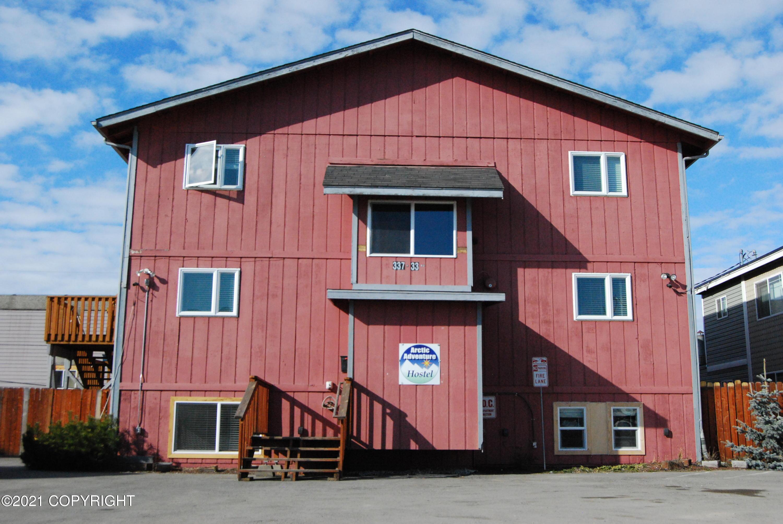 337 W 33rd Avenue, Anchorage, AK 99503