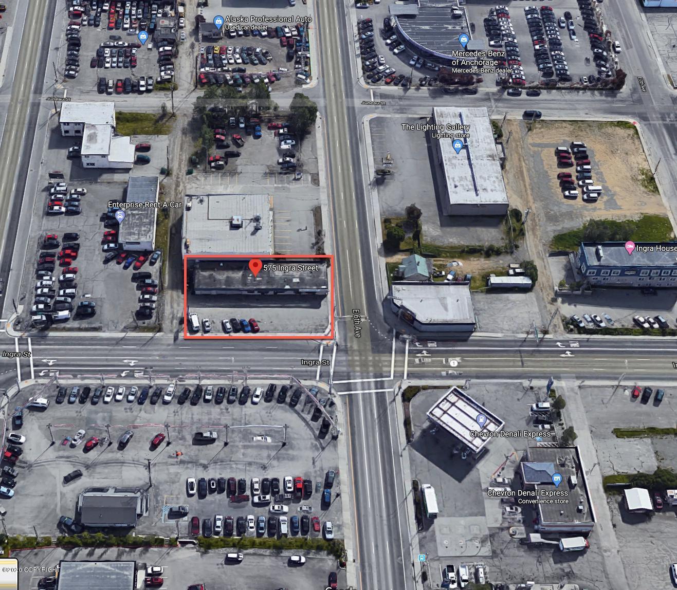 575 Ingra Street, Anchorage, AK 99501