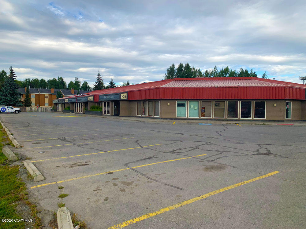 5520 Lake Otis Parkway #102-103, Anchorage, AK 99507